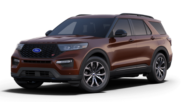 2020 Ford Explorer ST SUV
